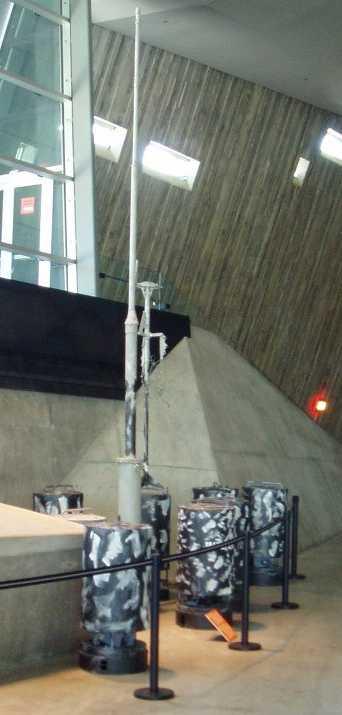 Statia meteo Kurt expusa in muzeu