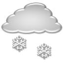 ninsoare ușoară